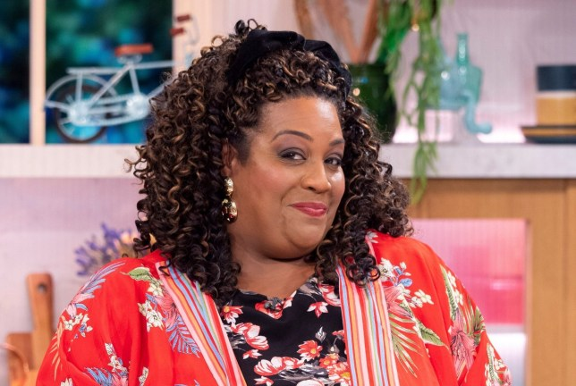 Editorial use only Mandatory Credit: Photo by Ken McKay/ITV/REX (10350254cq) Alison Hammond 'This Morning' TV show, London, UK - 30 Jul 2019