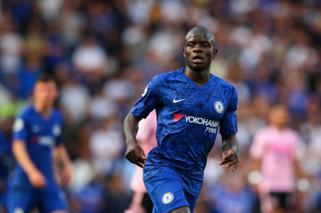 N'Golo Kante reveals his dream Chelsea signing is John Terry