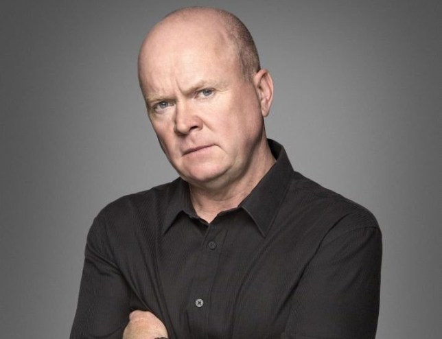 phil mitchell of eastenders, played by steve mcfadded
