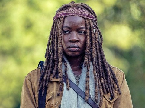 The Walking Dead star Danai Gurira says goodbye to Michonne and calls her exit 'heartbreaking'