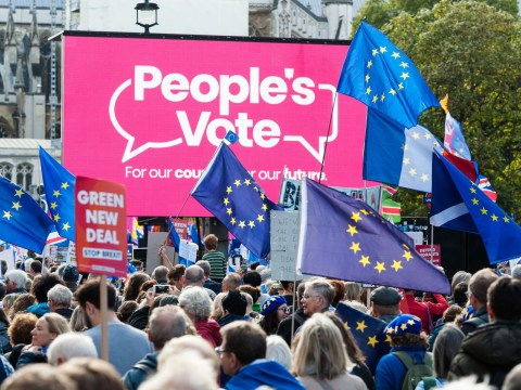 People's Vote tactical voting: Vote for a second referendum or to remain