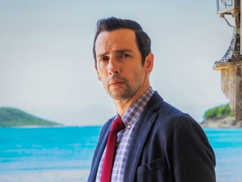 When is Ralf Little joining Death In Paradise and who does he play?