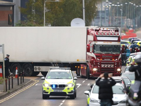 Teenager who fled Dutch asylum shelter among 39 dead in Essex lorry