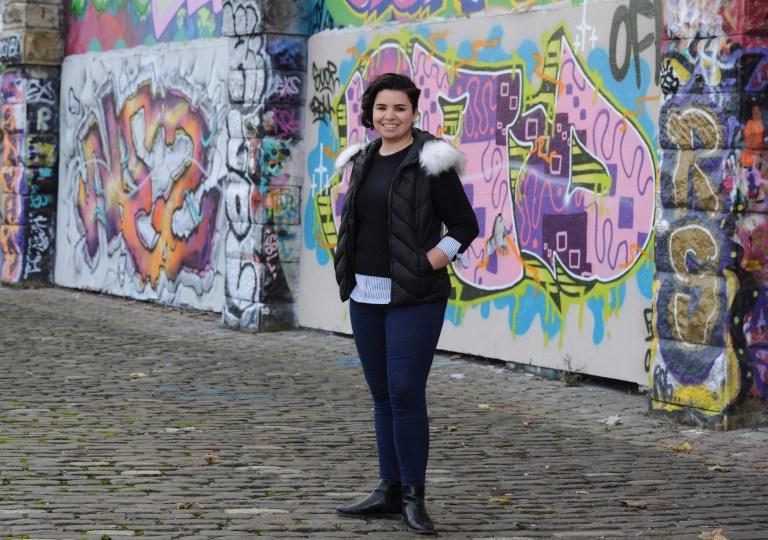 Bridget Hamilton for Metros My Label and Me