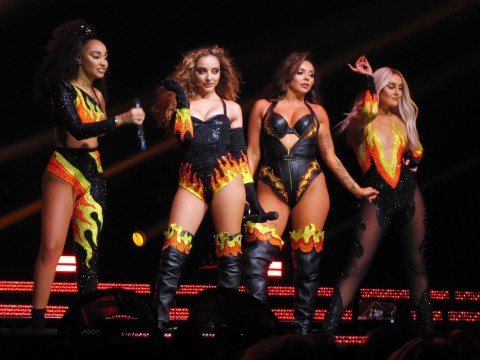 Little Mix prove they've got the power to inspire as LM5 hits London