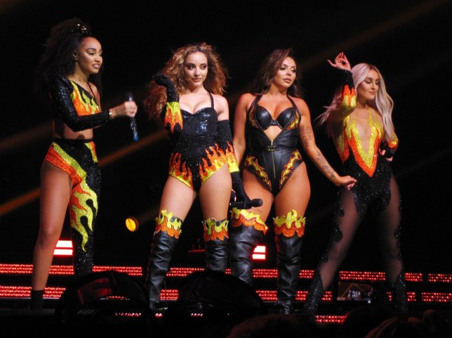 Little Mix review: LM5 tour lights up London