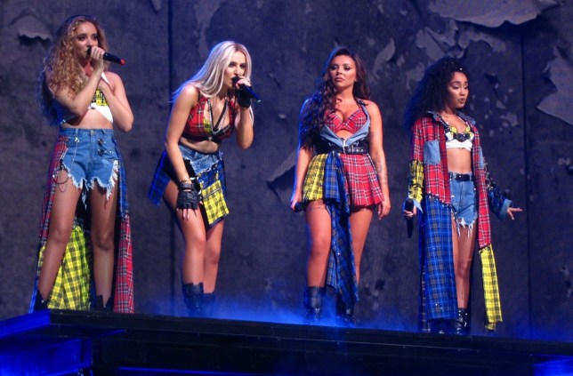 Little Mix bring their LM5 Tour to London at the O2 arena