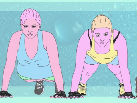 How to deal with dating someone who works out more than you