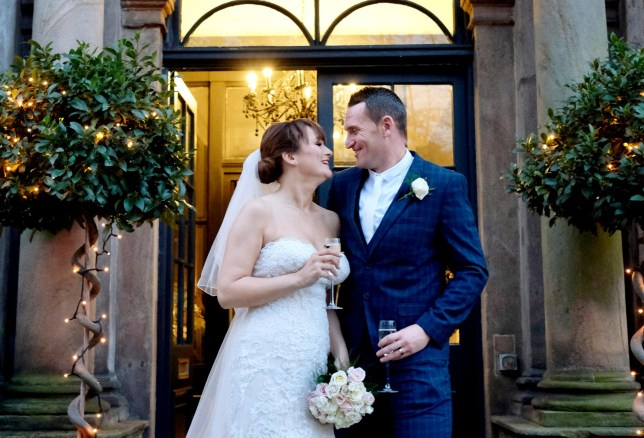 Couple who lost dream wedding in Thomas Cook collapse have big day rescued as businesses step in