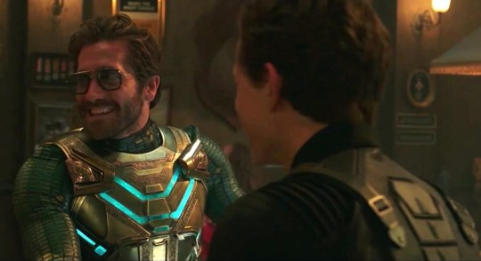 SCHED Spider-Man bloopers Picture: marvel METROGRAB