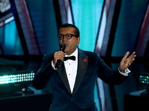 Why did Martin Bashir change his song on X Factor: Celebrity and what happened during his performance?