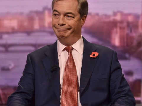 Nigel Farage confirms he won't stand as MP in general election
