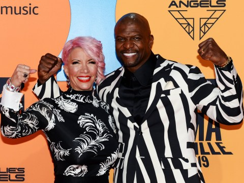 Terry Crews confirms his wife Rebecca is '100% cancer-free' following 'scary' health battle