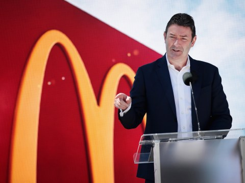 McDonald's boss quits after getting into relationship with worker