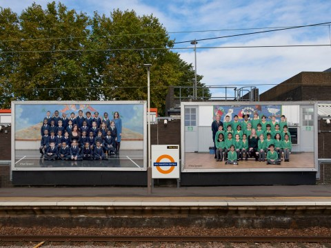 76,000 London schoolchildren feature on billboards in new photography project