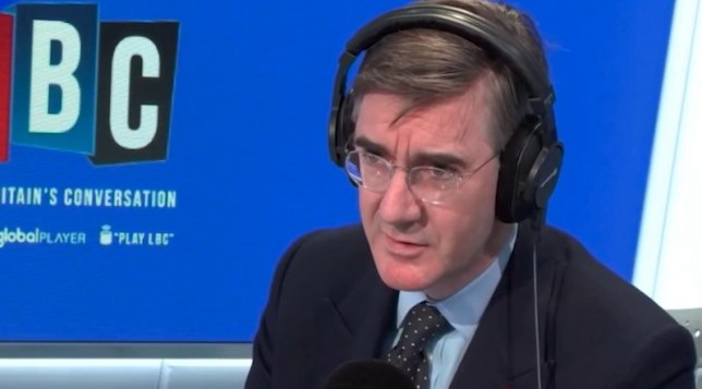 Jacob Rees-Mogg on LBC Radio is accused of 'insensitive' Grenfell comments