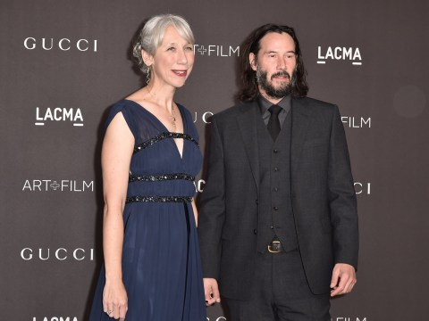 Keanu Reeves and artist Alexandra Grant have been dating for 'several years' and we didn't even know