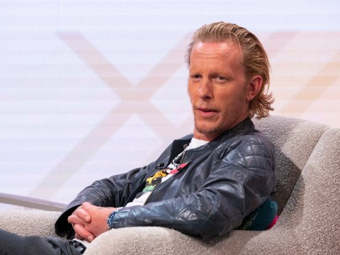 Laurence Fox claims the UK is 'the least racist society in the history of mankind'