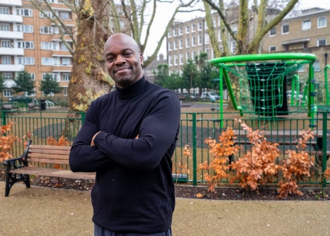 Tory mayor candidate Shaun Bailey interview