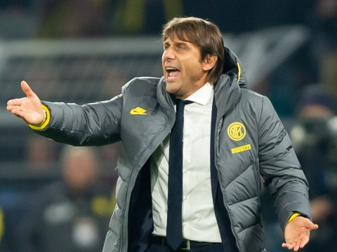 Antonio Conte launches furious rant after Inter's defeat to Borussia Dortmund