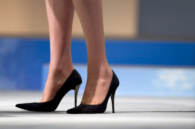 Council charges people for course on how to wear shoes and carry handbags