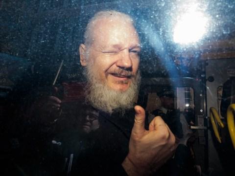Julian Assange rape case dropped by Swedish prosecutors