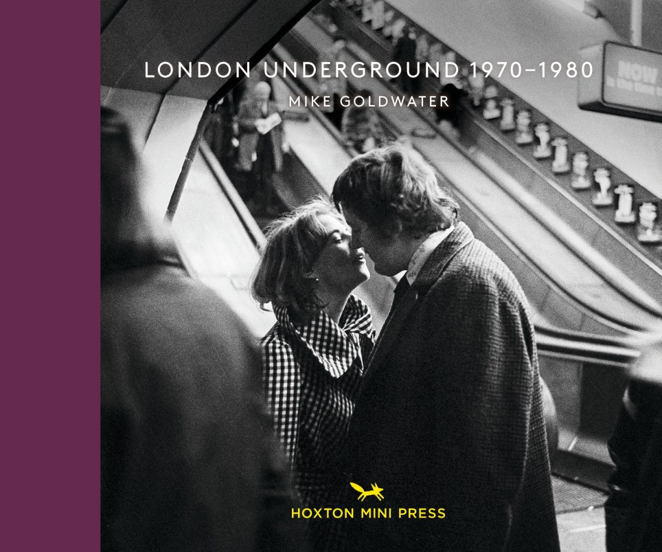 LONDON UNDERGROUND 1970?1980 MIKE GOLDWATER