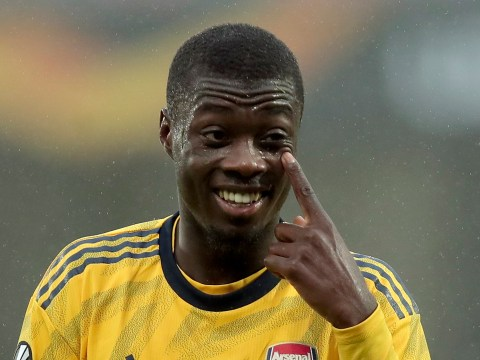 Thierry Henry explains why Nicolas Pepe is struggling at Arsenal