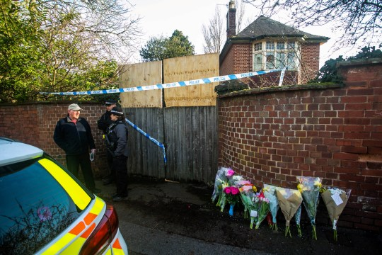 Police are investigating at an address in Cowick Lane in Exeter, Devon, falling the death of two men. 14/02/2019 See SWNS story SWPLmurders. Polo-playing former public schoolboy Alexander Lewis-Ranwell is set to appear in court charged with murder of three OAPs. The murder investigation was initially launched after paramedics found the body of a man, aged 80, inside a property on Bonhay Road near St David's railway station on Monday afternoon. And later the bodies of two other men, named locally as twins Dick and Roger, both 84, were found inside a large house on Cowick Lane.