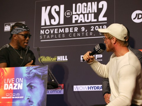 KSI vs Logan Paul 2: Time, date, location and how to get tickets