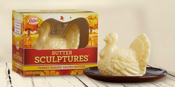 Turkey done butter