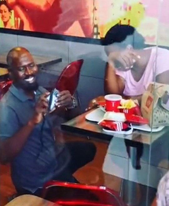 KFC proposal prompts hunt for couple, with donations pouring in to fund their weddingPicture: KFC South Africa