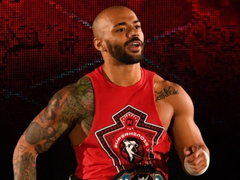 WWE's Ricochet would love to follow Dwayne Johnson into Hollywood: 'But I'm absolutely horrible at acting!'
