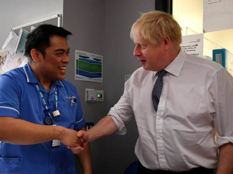 The truth behind Boris Johnson's promise for 50,000 more nurses
