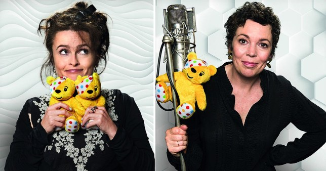 What time is Children in Need on TV tonight and is there a live stream?