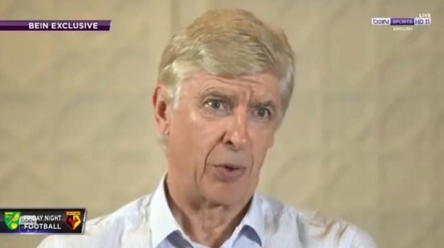 Arsene Wenger has already held talks with Bayern Munich
