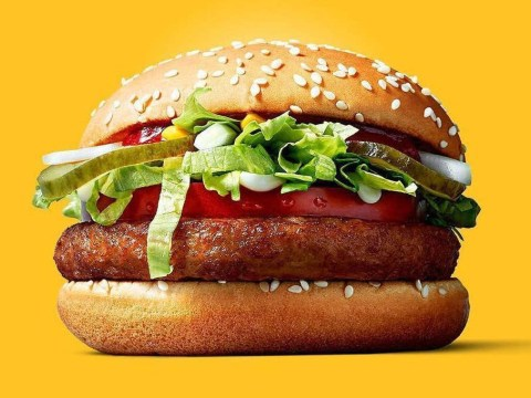 PETA launches petition to 'urge' McDonald's to sell their McVegan in the UK