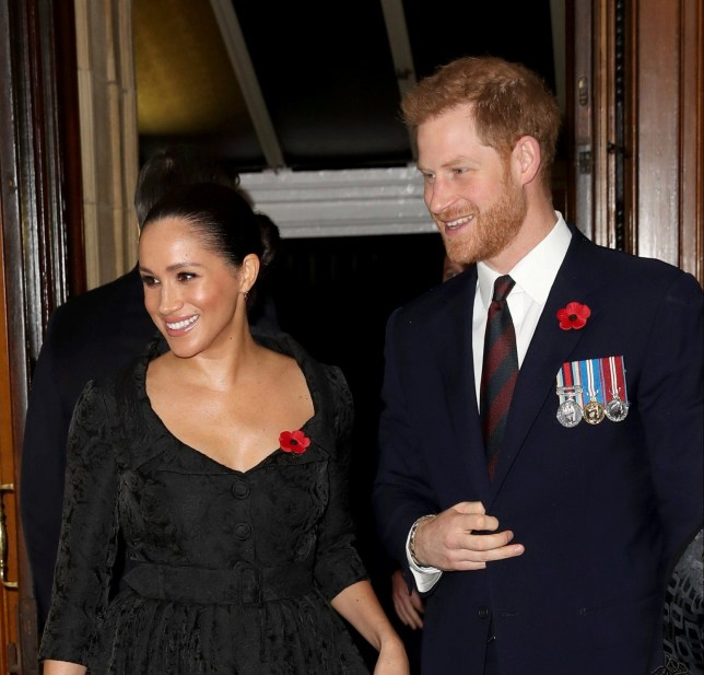 Meghan and Harry 'won't be celebrating Christmas with the Queen this year'