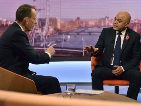 Tory probe into racism won't just focus on Islamophobia, Sajid Javid confirms