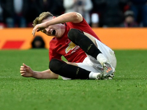 Manchester United star Scott McTominay withdraws from Scotland squad due to injury
