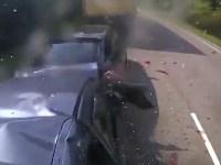 Grabs: Horrific pile up smash in Nottingham