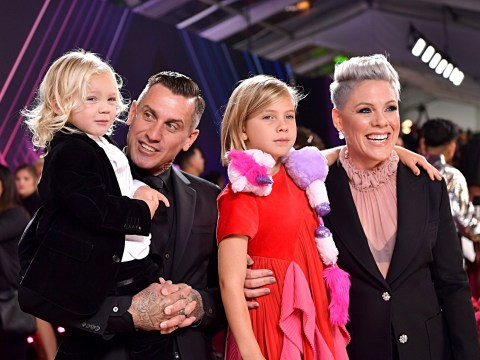 Pink taking time off from music so husband Carey Hart can focus on career: 'It's his turn'