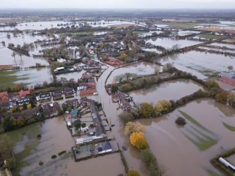 More heavy rain on the way amid flooding misery