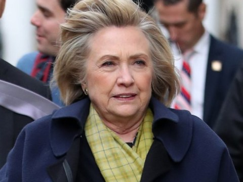 Hillary Clinton says UK government's failure to publish Russia report is 'shameful'