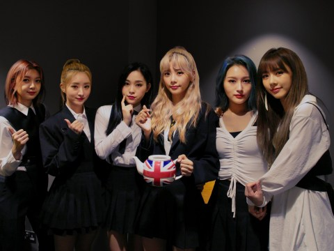 K-Pop group Dreamcatcher on The Show, their hopes for the future and which member spends the most money