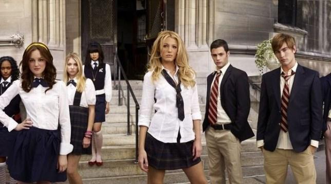 Gossip Girl's new cast won't be white