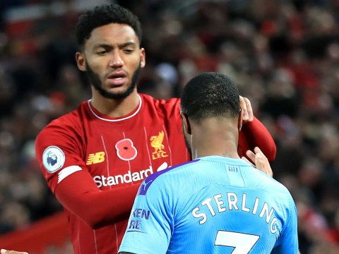 Gary Lineker dismisses row between Raheem Sterling and Joe Gomez as 'no big deal'