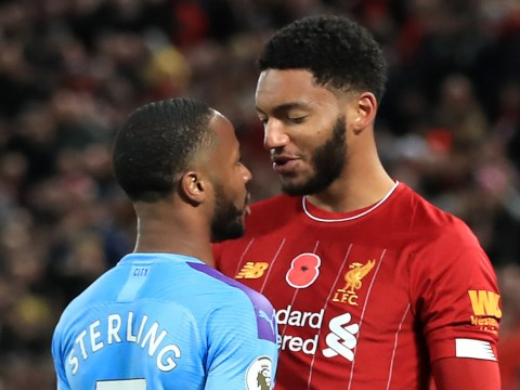What Raheem Sterling told Joe Gomez during bust-up in England camp