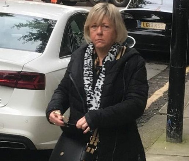 Samantha Mead. A City worker launched an ?aggressive? tirade at a fellow commuter when she opened her breakfast of boiled eggs on a train to London, a court heard. Samantha Mead, 50, is said to have flown into a rage at Erika Stoter on a 6am Greater Anglia service from Chelmsford to Liverpool Street. Mead, from Manningtree in Essex, was found guilty of one charge of intentionally causing harassment, alarm or distress and on Friday was fined ?750 and ordered to pay ?750 in compensation. She was cleared of a racially aggravated public order offence. ? John Dunne / Evening Standard / eyevine Contact eyevine for more information about using this image: T: +44 (0) 20 8709 8709 E: info@eyevine.com http://www.eyevine.com
