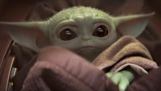 The Mandalorian - Baby Yoda on Disney+